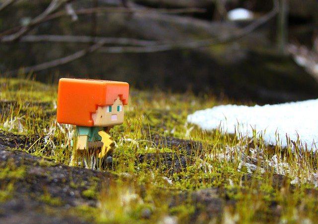 Klocki Lego Minecraft – połączenie nietypowe, lecz efektowne!